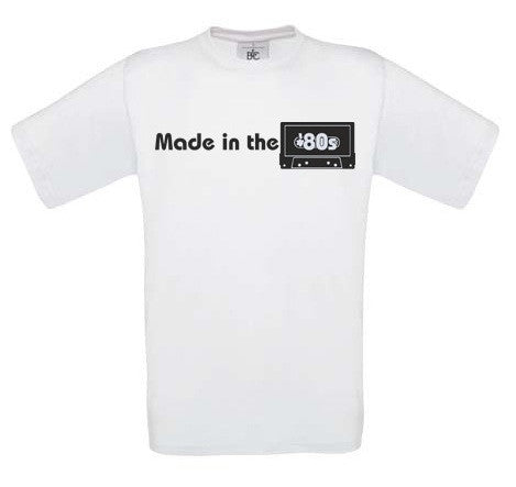 Made in the 80's T-Shirt - BBT Clothing - 3