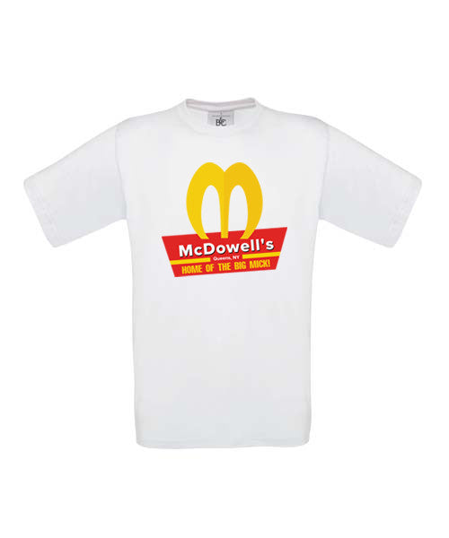 McDowells T-Shirt - BBT Clothing - 2