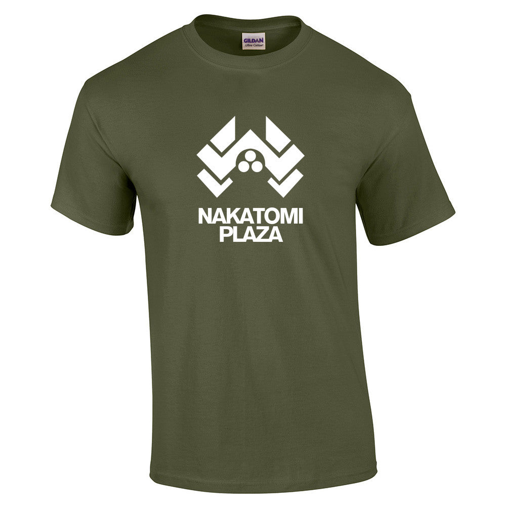 Nakatomi Corporation T-Shirt - BBT Clothing - 17