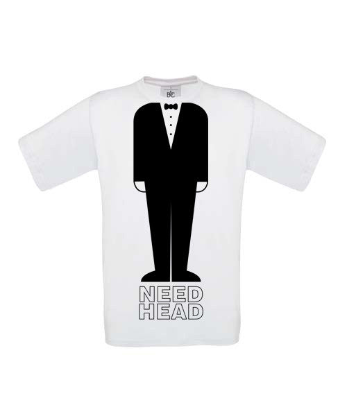 Need Head T-Shirt - BBT Clothing - 3