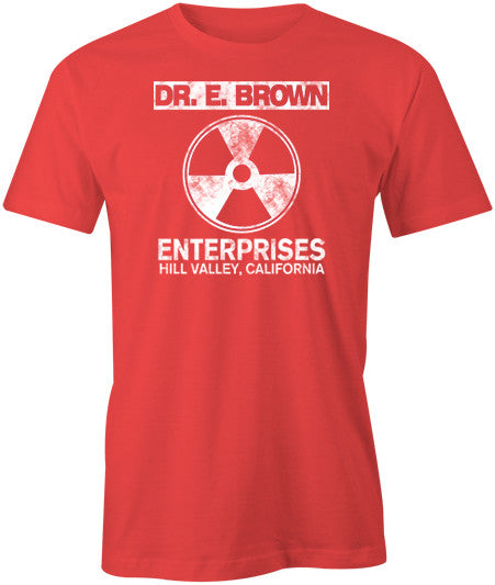 Dr. E Brown Enterprises T-Shirt - BBT Clothing - 1