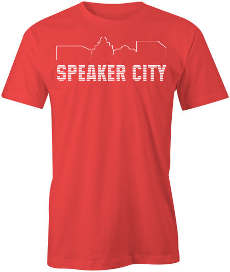 Speaker City T-Shirt - BBT Clothing - 1