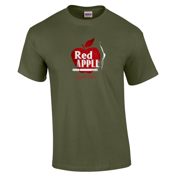 Red Apple Cigarettes T-Shirt - BBT Clothing - 4
