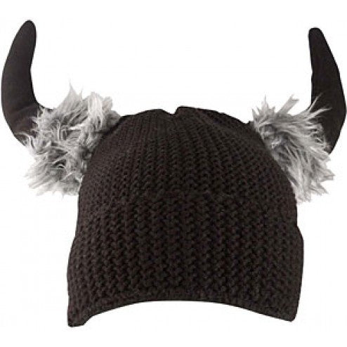 Viking Horn Hat - Winter Viking Hat - BBT Clothing