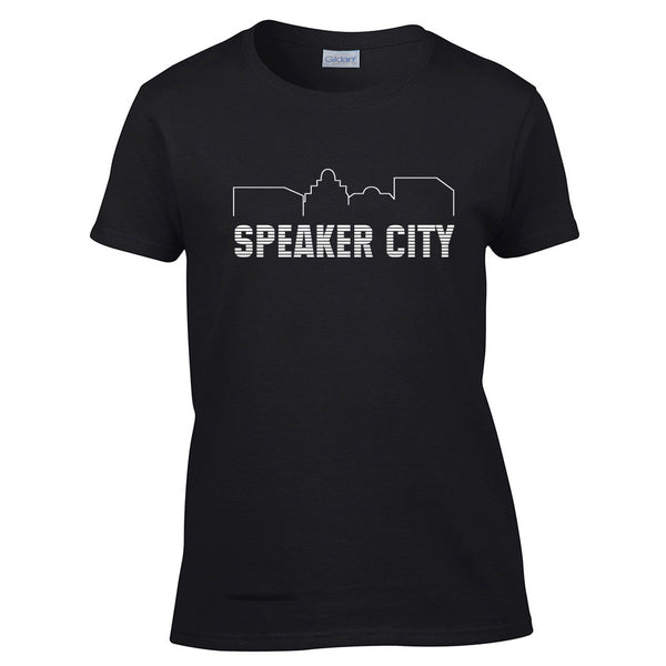 Speaker City T-Shirt - BBT Clothing - 8