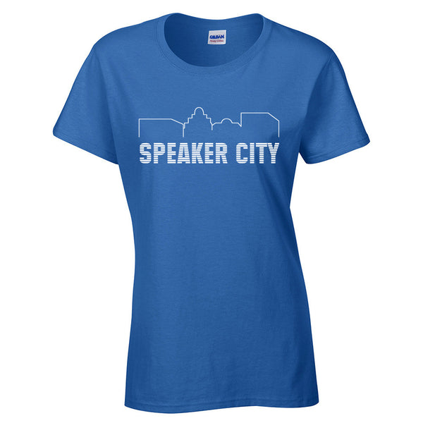 Speaker City T-Shirt - BBT Clothing - 9