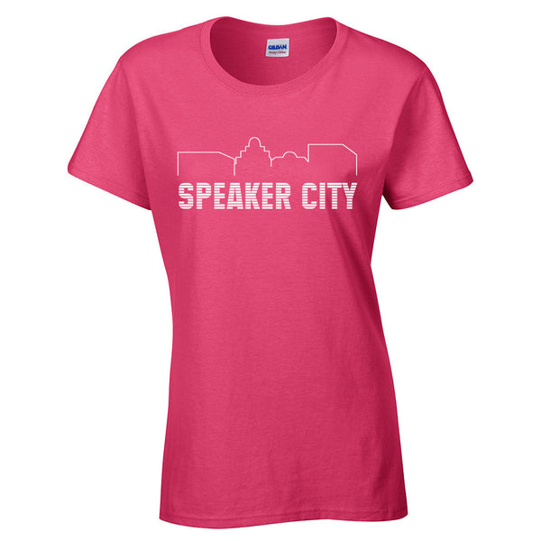 Speaker City T-Shirt - BBT Clothing - 10