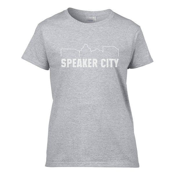 Speaker City T-Shirt - BBT Clothing - 11