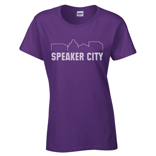 Speaker City T-Shirt - BBT Clothing - 12