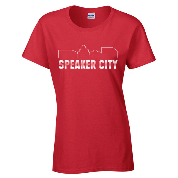 Speaker City T-Shirt - BBT Clothing - 13