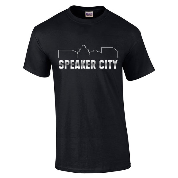 Speaker City T-Shirt - BBT Clothing - 14