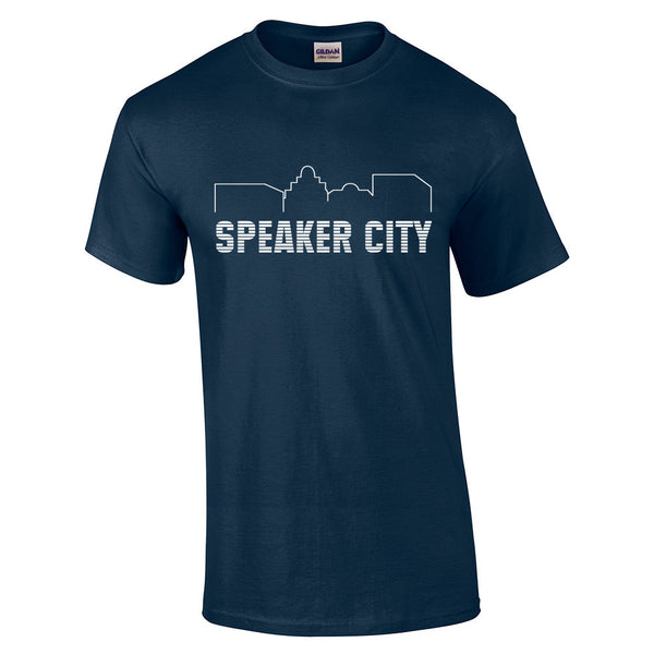 Speaker City T-Shirt - BBT Clothing - 15