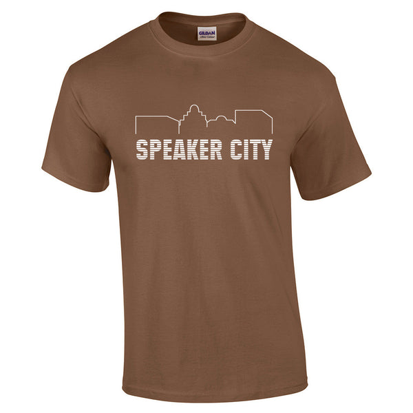 Speaker City T-Shirt - BBT Clothing - 16