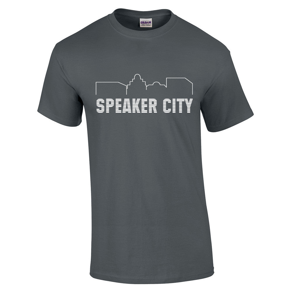 Speaker City T-Shirt - BBT Clothing - 7