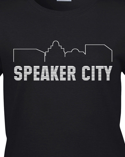 Speaker City T-Shirt - BBT Clothing - 17