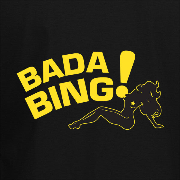 Bada Bing Club T-Shirt - BBT Clothing