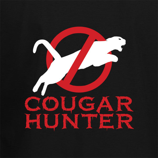Cougar Hunter T-Shirt - BBT Clothing - 2
