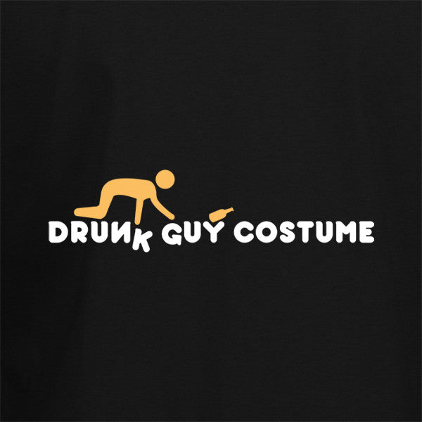 Drunk Guy Costume T-Shirt - BBT Clothing - 2