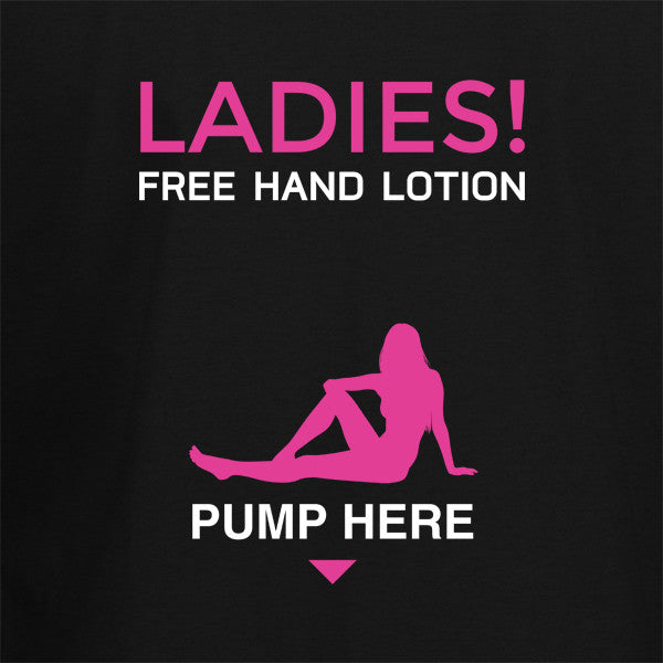 Free Hand Lotion Pump T-Shirt - BBT Clothing - 2