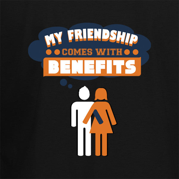 Friends With Benefits T-Shirt - BBT Clothing - 10