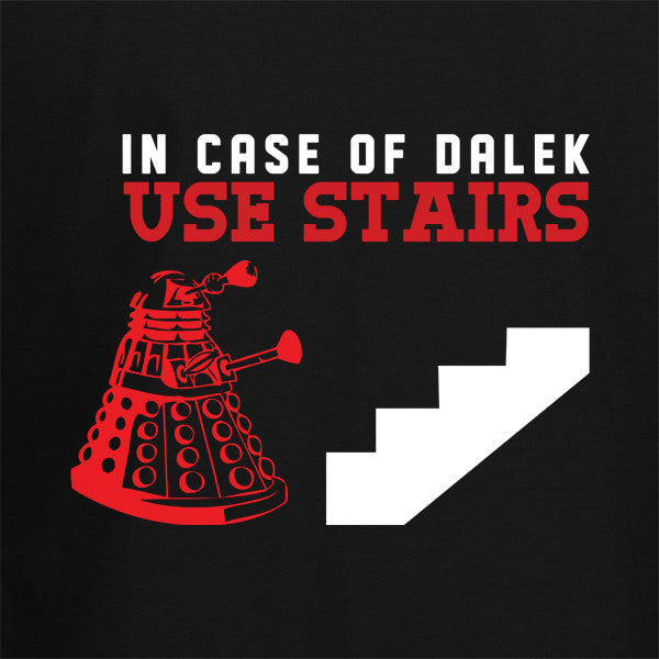 In case of Dalek T-Shirt - BBT Clothing - 2
