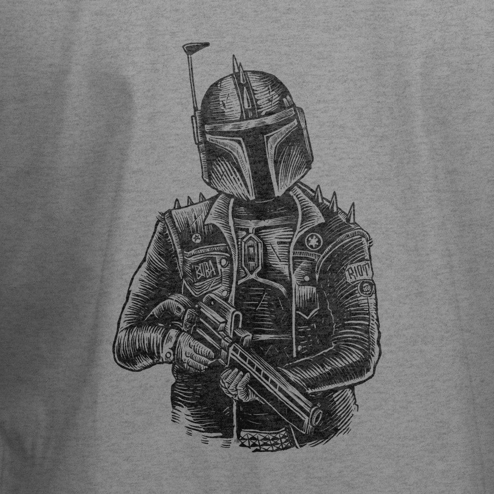 Boba Punk T-Shirt - BBT Clothing - 3