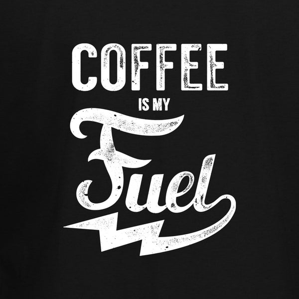 Coffee Is My Fuel T-Shirt - BBT Clothing - 2
