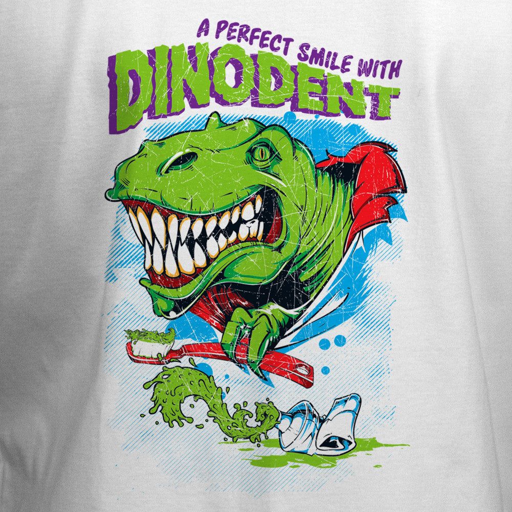 Dinodent T-Shirt - BBT Clothing - 2