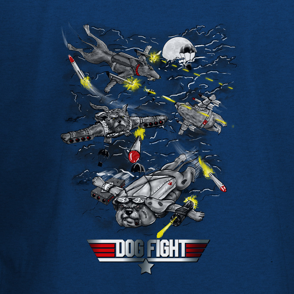 Dog Fight T-Shirt - BBT Clothing - 2