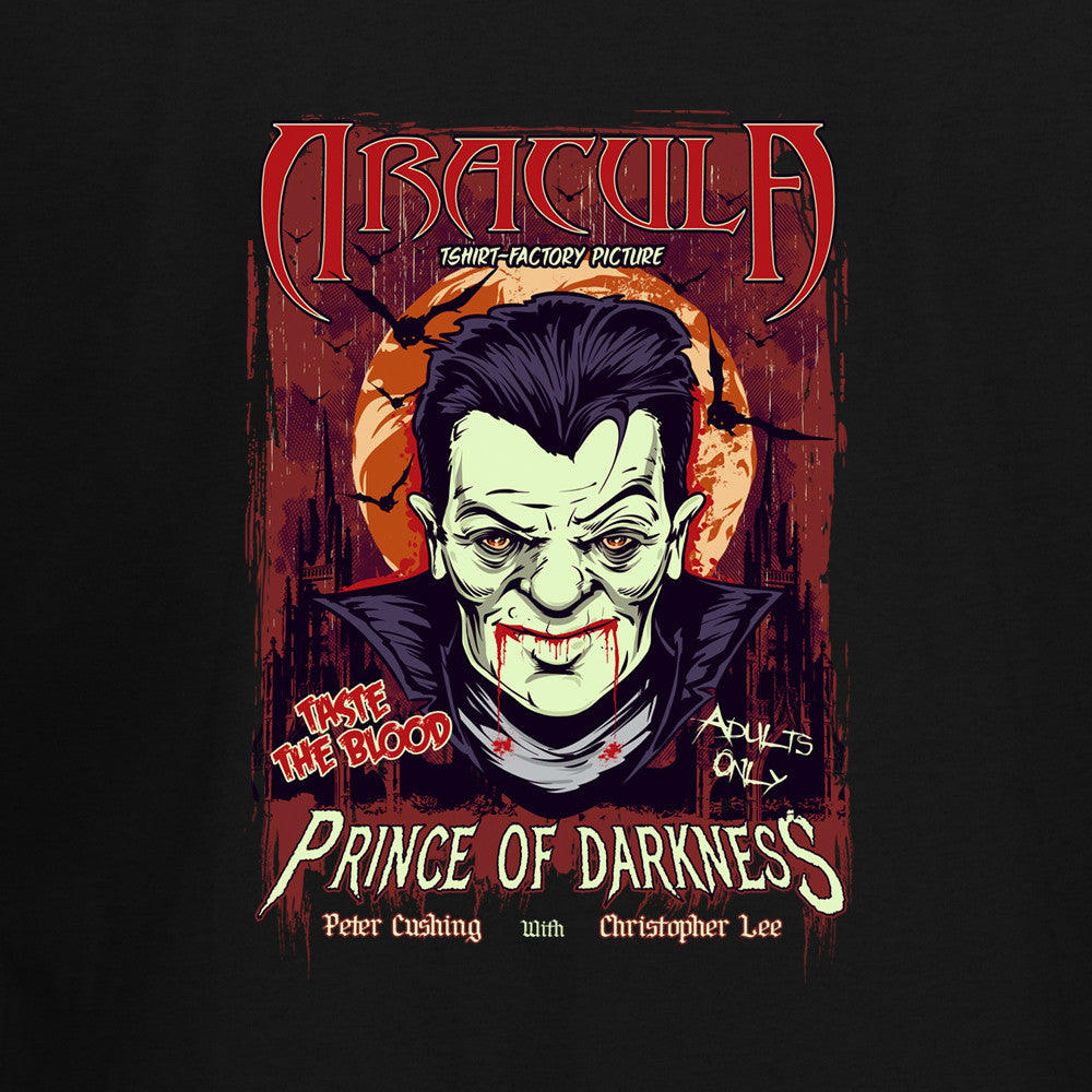 Dracula T-Shirt - BBT Clothing - 2