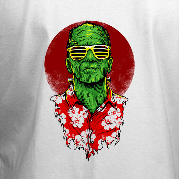 Frankenstein Holiday T-Shirt - BBT Clothing - 2