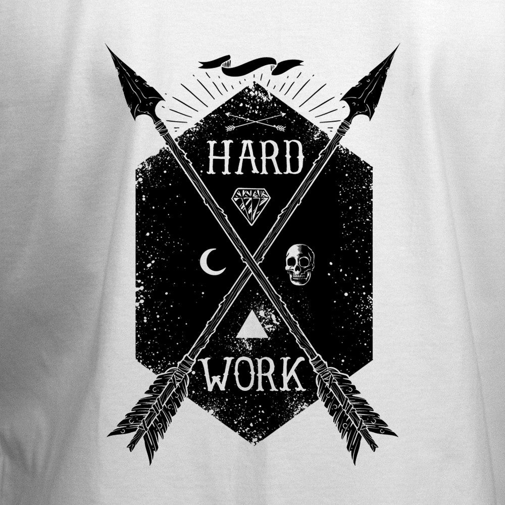 Hard Work T-Shirt - BBT Clothing - 2