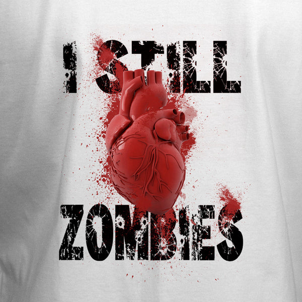 I Still Love Zombies T-Shirt - BBT Clothing - 2