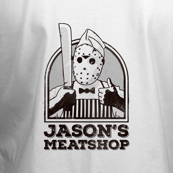 Jason's Meat Shop T-Shirt - BBT Clothing - 2