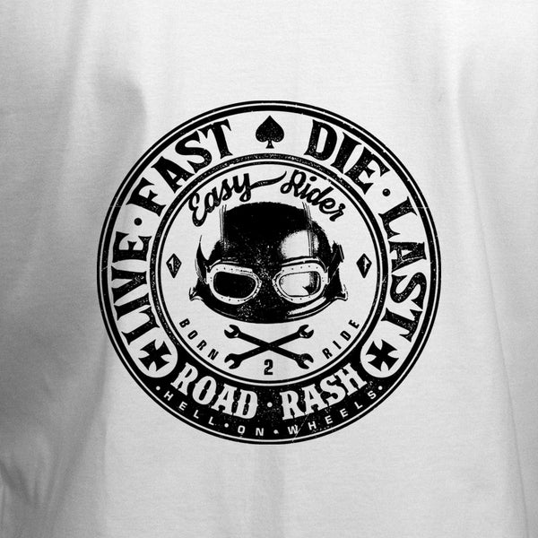 Live Fast, Die Last T-Shirt - BBT Clothing - 2