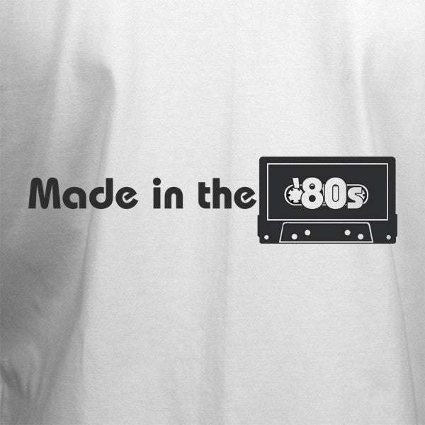 Made in the 80's T-Shirt - BBT Clothing - 2