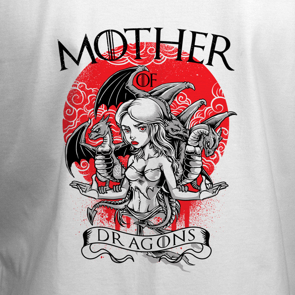 Mother of Dragons T-Shirt - BBT Clothing - 3