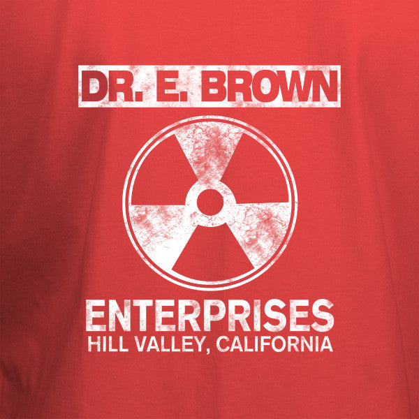 Dr. E Brown Enterprises T-Shirt - BBT Clothing - 2