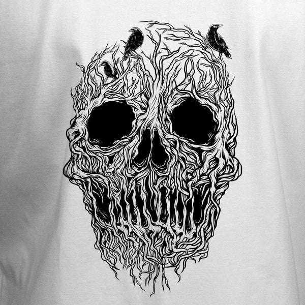 Skull Tree T-Shirt - BBT Clothing - 2