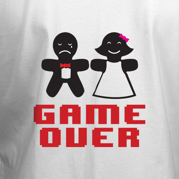 Game Over T-Shirt - BBT Clothing - 2
