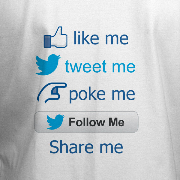 Social Media connection T-Shirt - BBT Clothing - 2