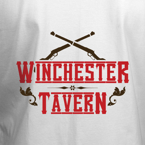 Winchester Tavern T-Shirt - BBT Clothing - 2