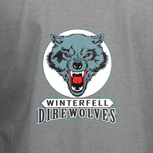 Winterfell Direwolves T-Shirt - BBT Clothing - 2