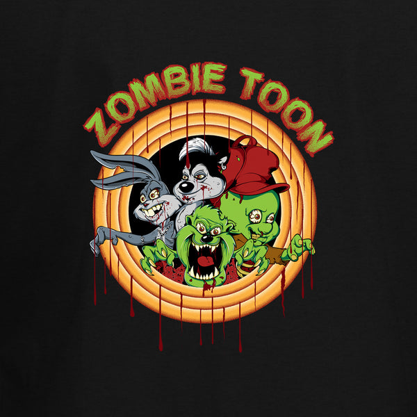 Zombie Toons T-Shirt - BBT Clothing - 2