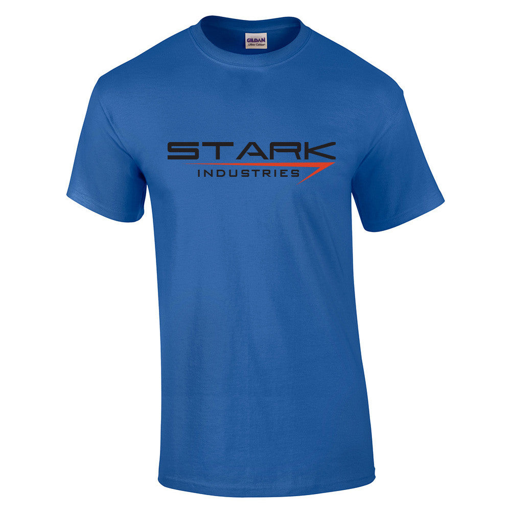 Stark Industries T-Shirt - BBT Clothing - 17