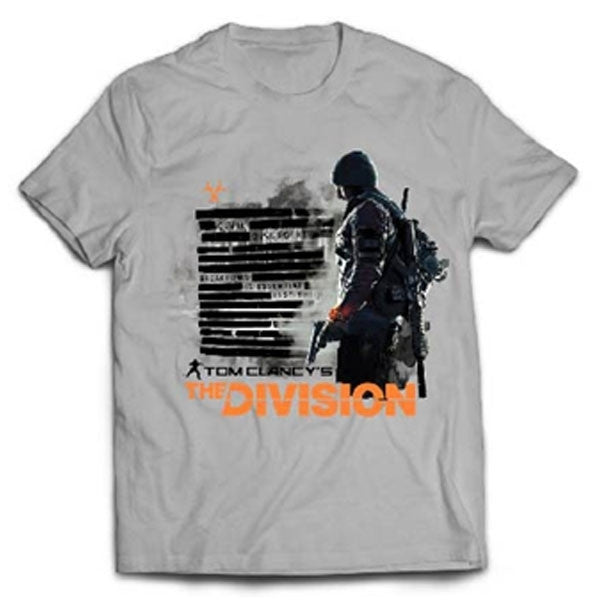Tom Clancy's T-Shirt - The Division Civil Disorder - BBT Clothing