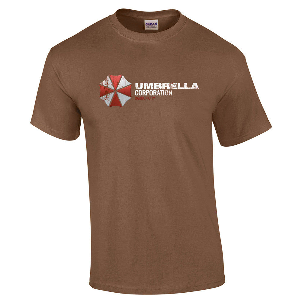 Umbrella Corp T-Shirt - BBT Clothing - 12