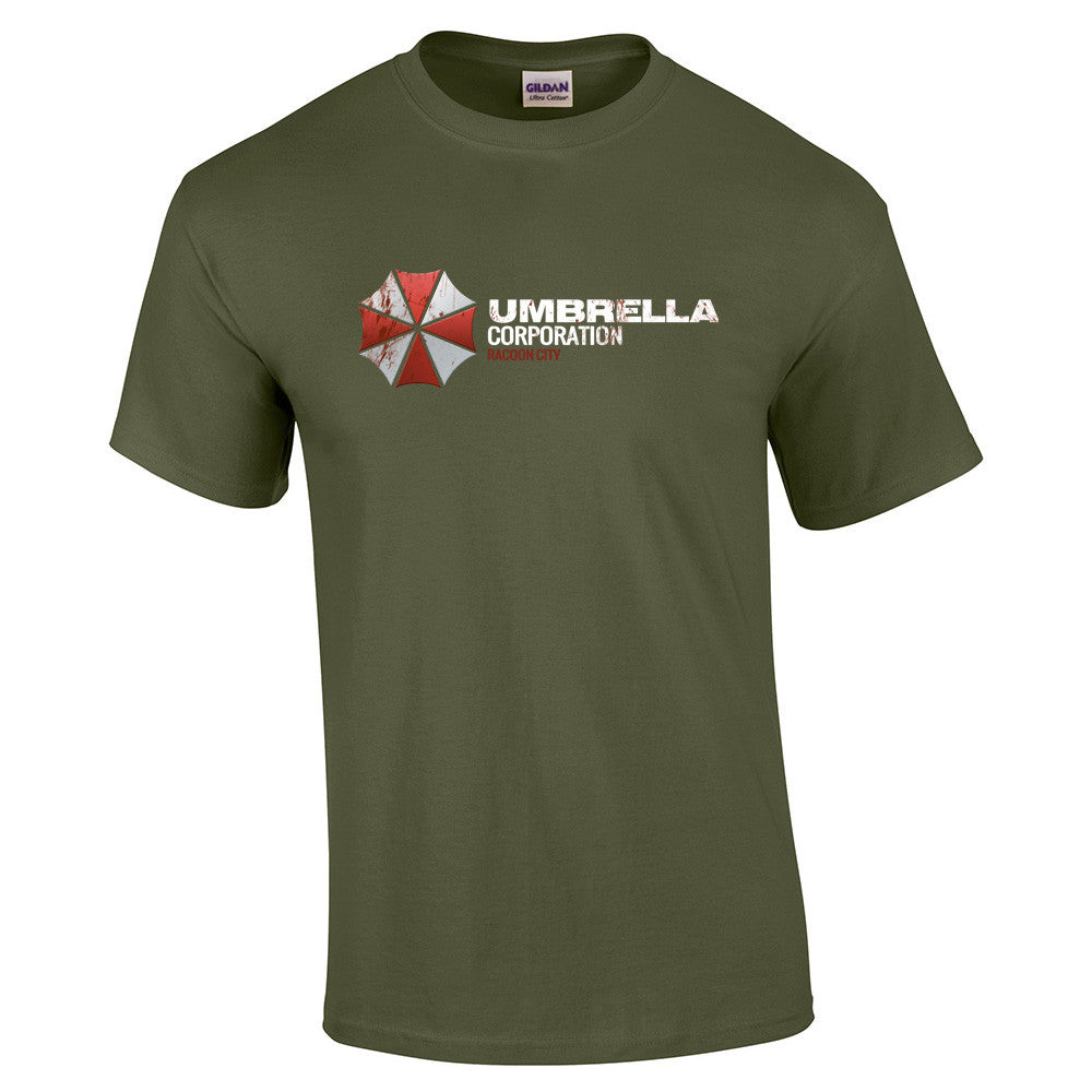 Umbrella Corp T-Shirt - BBT Clothing - 13