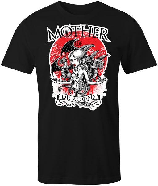 Mother of Dragons T-Shirt - BBT Clothing - 2