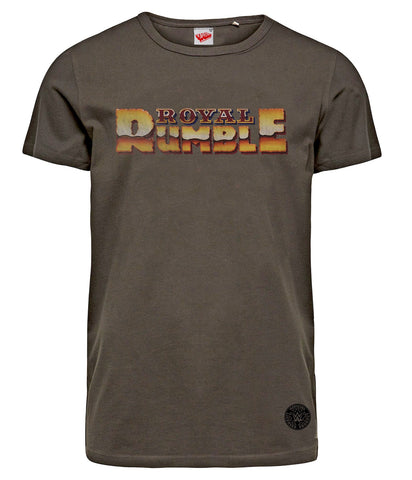 WWE T-Shirt - Royal Rumble Logo